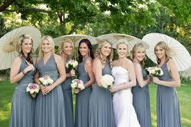 blue gray bridesmaid dresses convertible bridesmaid dresses in blue grey bridesmaids