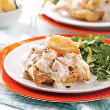 feuilletés aux fruits de mer et poireaux recettes cuisine et