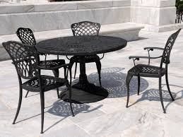 Wrought Iron Patio Bistro Set Patio Furniture Repairing Wrought Iron Patio Furniture Outdoor