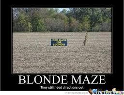 Blonde Memes - blondes eh by deathstar3548 meme center