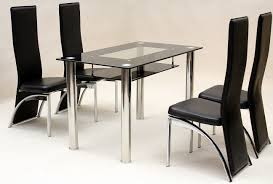 Black Dining Room Chairs Set Of 4 Dining Tables Bar Height Dining Table Set White Counter Height