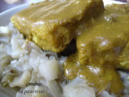cuisiner poisson surgelé poisson au curry rapide recette