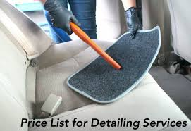 Car Interior Detailing Near Me How Much Does It Cost To Get A Car Detailed Axleaddict