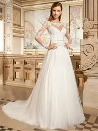 amsale bridal wedding gown chiffon amsale tulle sleeves wedding dresses lace