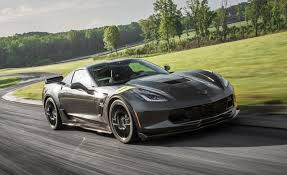 2017 chevrolet corvette grand sport msrp chevrolet corvette grand sport at lightning lap 2016 u2013 feature