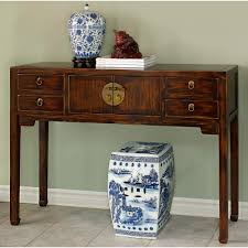 Oriental Sofa Table by Console Table