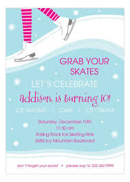 22 best ice skating winter birthday party images on pinterest