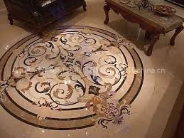 14 best floor medallions images on homes flooring