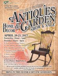 shades of amber antiques home decor and garden show in monument
