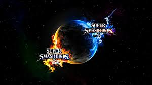 super smash bros wii u wallpapers super smash bros wii u 3ds logo wallpaper 19 by thewolfbunny on