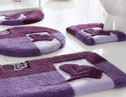 Luxury Bathroom Rugs Plum Colored Bathroom Accessories