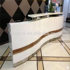 Unique Reception Desk 2015 Baotrol New Design White Reception Desk Unique Curved
