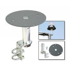 mirror mount beacon lights strobe mirror mounting bracket