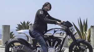 keanu reeves will build a 78 000 arch motorcycle just for you