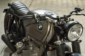 bmw motorcycle cafe racer cafe racer dreams 65 the bike shed