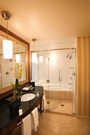 Flush Mount Bathroom Lighting What Is The Standard Height For A Bathroom Light Fixture Hunker