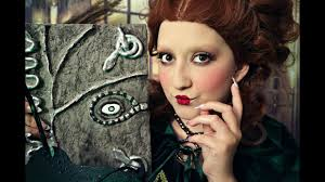 spirit halloween hocus pocus hocus pocus winifred sanderson hair u0026 makeup halloween youtube