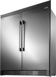 frigidaire glass door fridge amazon com frigidaire professional stainless steel refrigerator