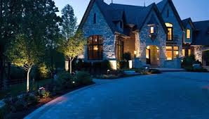 Landscape Lighting Installation - led outdoor landscape lights with lighting installation and 6