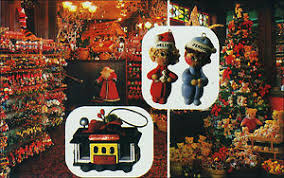 store interior s claus ornaments san francisco