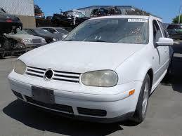 2001 vw golf gls parts car stock 005386