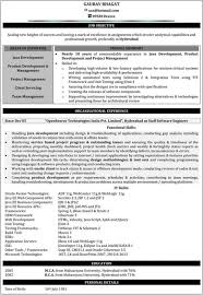 Sample Resume For 3 Years Experience In Manual Testing Manual Testing Resume Sample Resume For Game Testing Modern