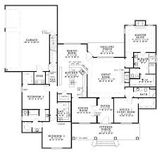 First Floor Plan House 117 Best House Plans 2 500 3 000 Sq Ft Images On Pinterest