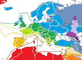 Haplogroup World Map by Basal Eurasian And Asi Split Archive Anthrogenica