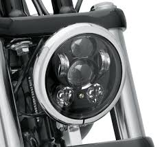 67700145a harley davidson 5 3 4 in daymaker projector led