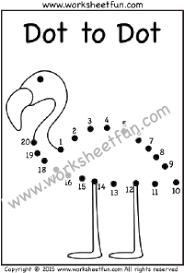 numbers 1 u2013 20 free printable worksheets u2013 worksheetfun