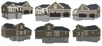 5 bedroom floor plans 2 story sundance 3 car 5 bed 2114 2 story u2013 utah home design