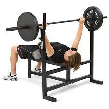 Rack Bench Press Olympic Bench Press We120 Weight Lifting Machines U0026 Racks