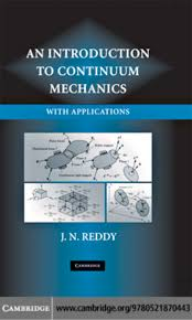 jn reddy continuum mechanics