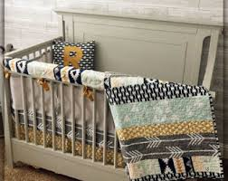 Cot Bedding Sets For Boys Nursery Bedding Etsy