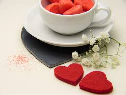 Free Images Fruit Flower Petal Stone Love Heart Gift Dish