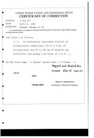patent us4323577 aqueous solution of nitroglycerin google
