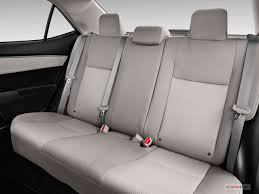 toyota corolla seats 2015 toyota corolla interior u s report