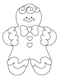 gingerbreadman coloring page gingerbread man free printable coloring pages xmas pinterest