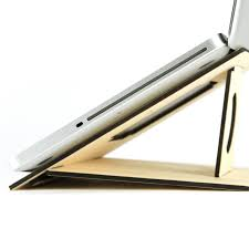 Bean Bag Laptop Desk by Flio U2013 Laptop Stand White Bamboo U2013 Crowdyhouse