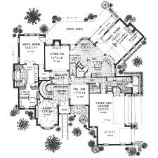 house plans monster monster house plans plan 8 642 house plans pinterest plan