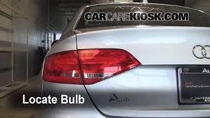 audi brake light brake light change 2009 2016 audi a4 quattro 2009 audi a4