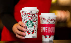 starbucks is criticized for its cups yes again the new