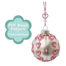 111 best beaded ornament covers images on beaded