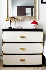 ikea malm hacks 12 makeovers for the ikea dresser everyone owns corner malm and