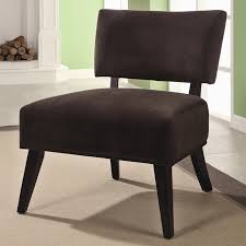 tan fabric accent chair by coaster 460508