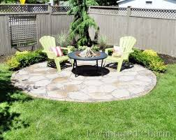 Pictures Of Patios With Fire Pits 57 Inspiring Diy Outdoor Fire Pit Ideas To Make S U0027mores With Your