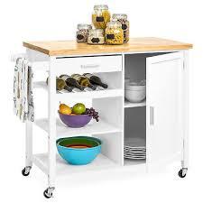 mobile kitchen island mobile kitchen island storage cocktail cart w wine shelf towel