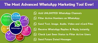 tutorial whatsapp marketing bulk whatsapp sender software