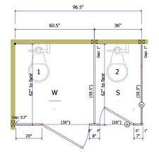 How To Install Bathroom Partitions Bathroom Partitions Bathroom Door Categoriez Luxury Commercial