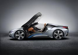 Bmw I8 Laser Headlights - bmw i8 concept spyder in the spotlight automotorblog